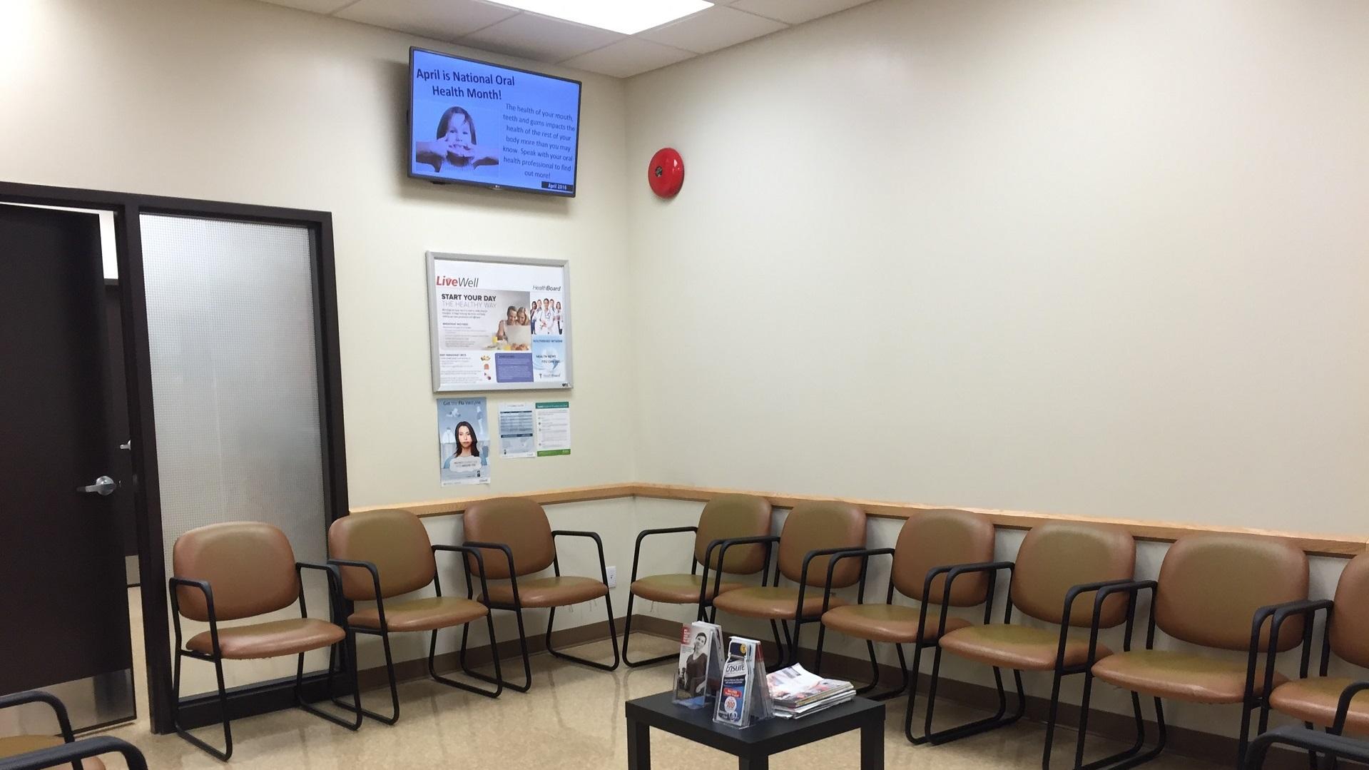 Primacytv Digital Advertising Inside Primacy Medical Clinics